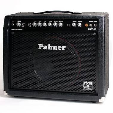 "PALMER FAT 50  50w 12"" ALL VALVE"