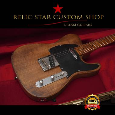 "RELIC STAR CUSTOM SHOP ""THE BOSS"" Esquire Telecaster"