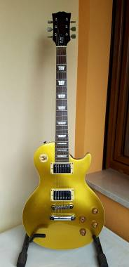 Replica Gibson Les Paul Gold Top