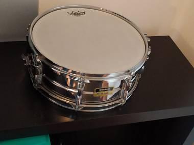 """Rullante Yamaha steel snare 14"""" 6,5""""   rullo yamaha"""