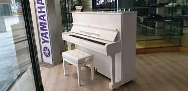 Pianoforte Verticale Yamaha U1 Bianco