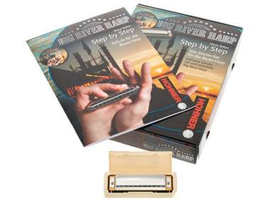 Hohner Big River Step By Step Pack